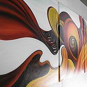 """Картины и панно ручной работы. Ярмарка Мастеров - ручная работа Картина """"Феерия"""". Handmade."""