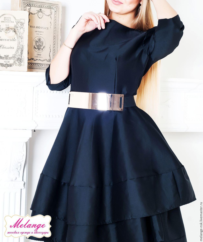Черное Платье Купить Доставка