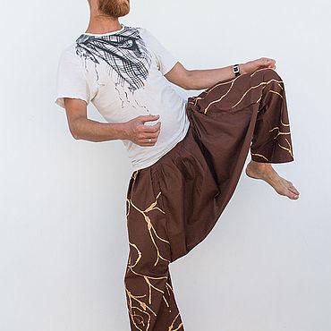 Одежда ручной работы. Ярмарка Мастеров - ручная работа Штаны зуавы. Handmade.