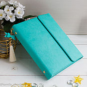 Канцелярские товары handmade. Livemaster - original item Notepad for a teenage girl. Handmade.