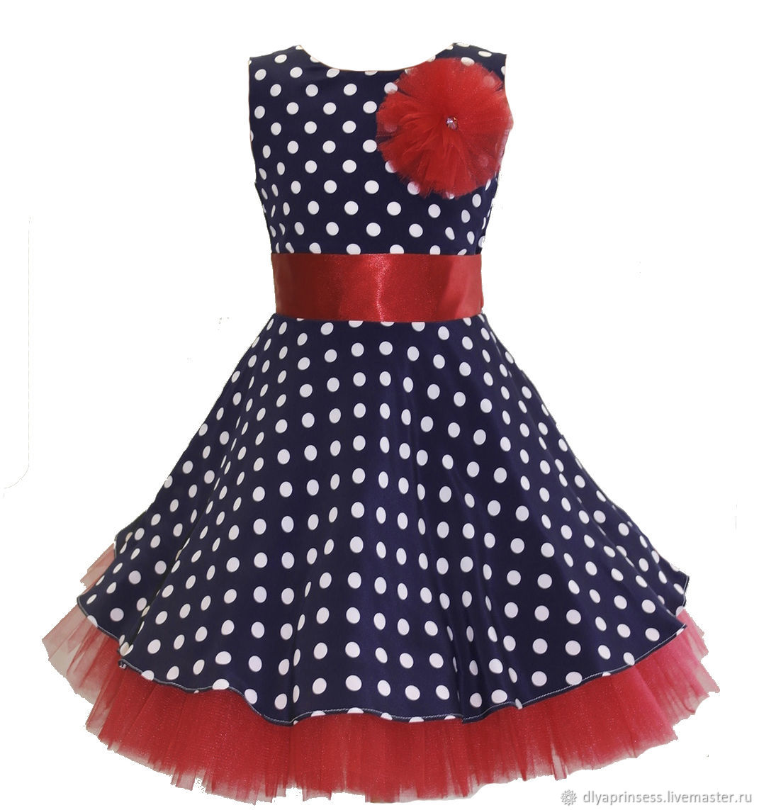 Платье Для Девочки В Стиле Стиляги