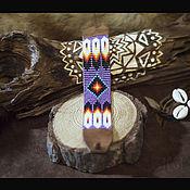 Украшения handmade. Livemaster - original item Beaded bracelet. Indian style. Handmade.
