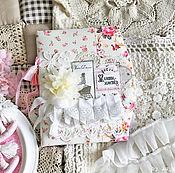 Подарки к праздникам ручной работы. Ярмарка Мастеров - ручная работа Блокнот мамы для девочки. Handmade.