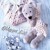 Подарок новорожденному ручной работы. Ярмарка Мастеров - ручная работа Пижамницы. Handmade.