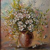 Картины и панно handmade. Livemaster - original item The time of flowers. Handmade.