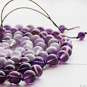 Фен-шуй и эзотерика handmade. Livemaster - original item Rosary of amethyst 108 stones. Handmade.