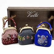 handmade. Livemaster - original item Handbag, cosmetic bag. Handmade.