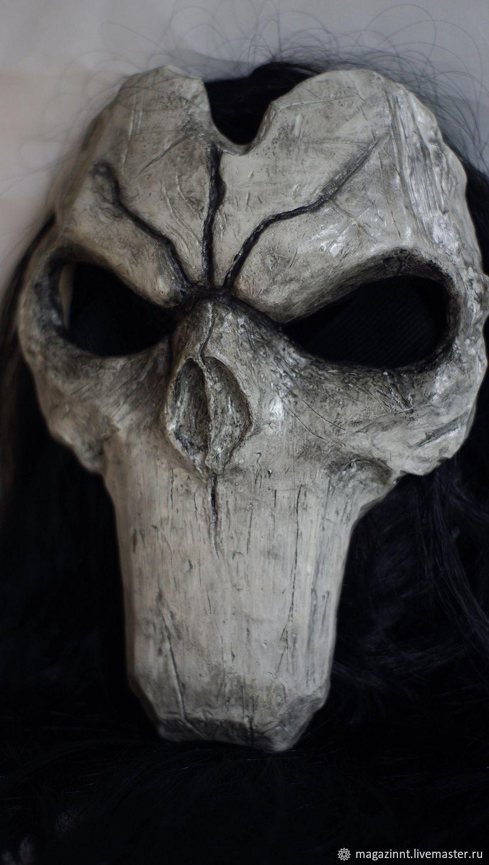 UK Seller Darksiders Horror Mask Halloween Darksiders2 Costume Dress Up Mask