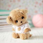 Куклы и игрушки handmade. Livemaster - original item Puppy dog crochet toy. Handmade.