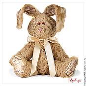 """Мягкие игрушки ручной работы. Ярмарка Мастеров - ручная работа Кролик """"Глоди"""". Handmade."""