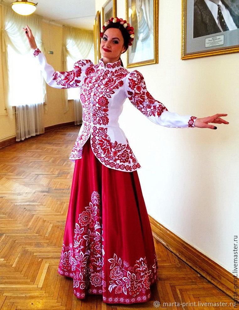 итоге желание сценические русские народные костюмы фото том, вставляются