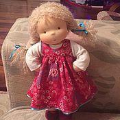 Куклы и игрушки ручной работы. Ярмарка Мастеров - ручная работа Карина. Handmade.