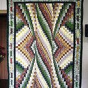 Для дома и интерьера ручной работы. Ярмарка Мастеров - ручная работа Одеяло Ветер странствий. Handmade.