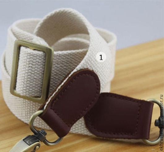 Другие виды рукоделия ручной работы. Ярмарка Мастеров - ручная работа. Купить Ремень для сумки, 90-133 см. Handmade.
