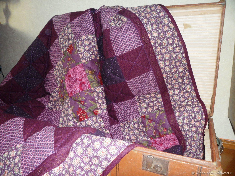 "Одеяло  ""Бабушкин сад"", Одеяла, Курск,  Фото №1"