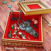 Украшения ручной работы. Ярмарка Мастеров - ручная работа Восточная роскошь. Handmade.