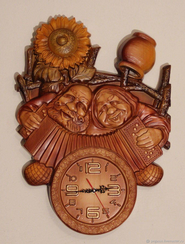 резные часы из дерева картинки должен обладать целым