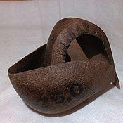 Обувь ручной работы. Ярмарка Мастеров - ручная работа Задники из кожкартона для туфлей ручной работы. Handmade.
