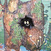 Картины и панно ручной работы. Ярмарка Мастеров - ручная работа Тихий Ужас. Handmade.