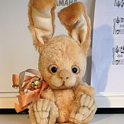 Куклы и игрушки ручной работы. Ярмарка Мастеров - ручная работа Зайка Лапочка. Handmade.