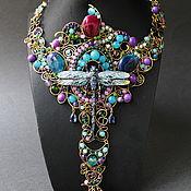 Украшения handmade. Livemaster - original item Necklace a Treasure trove of Summer (option). Handmade.