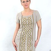 Одежда handmade. Livemaster - original item Successful dress. Handmade.