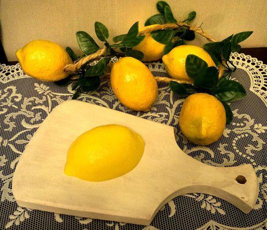 """Мыло ручной работы. Ярмарка Мастеров - ручная работа. Купить Мыло """"Лимон"""". Handmade. Желтый, мыло лимончик, мыло цитрусовое"""