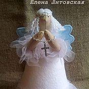 Куклы и игрушки ручной работы. Ярмарка Мастеров - ручная работа Ангел - хранитель.. Handmade.