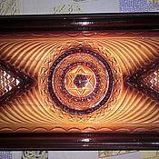 Сувениры и подарки ручной работы. Ярмарка Мастеров - ручная работа нарды ручная работа. Handmade.