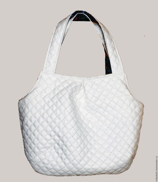 Женские сумки ручной работы. Ярмарка Мастеров - ручная работа. Купить Сумочка белая в ретро стиле. Handmade. Белый, сумочка