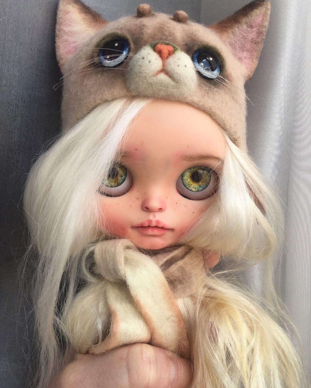 Blythe doll Beatrice, Кастом, Москва,  Фото №1