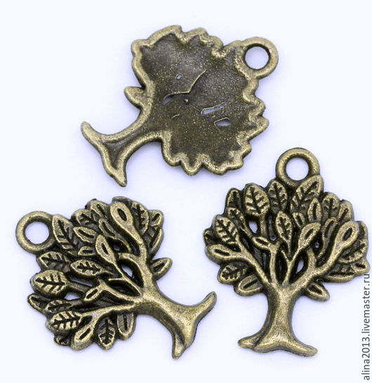 Подвеска металлическая Дерево