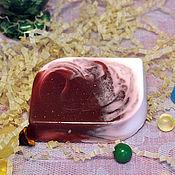 """Мыло ручной работы. Ярмарка Мастеров - ручная работа Мыло ручной работы """"Вишня со сливками"""". Handmade."""
