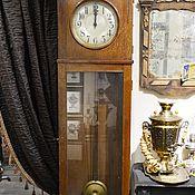 Старинные напольные часы Lenzkirch