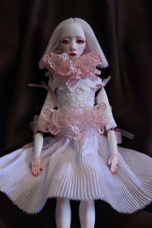Будуарная кукла Альбина, Будуарная кукла, Санкт-Петербург,  Фото №1