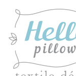 Hello pillow_textile goods - Ярмарка Мастеров - ручная работа, handmade