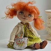 Куклы и игрушки ручной работы. Ярмарка Мастеров - ручная работа И еще одна Рыжулька. Handmade.