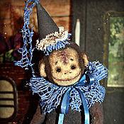 """Куклы и игрушки ручной работы. Ярмарка Мастеров - ручная работа обезьянка """"Ася"""". Handmade."""