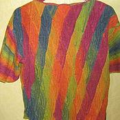 """Одежда ручной работы. Ярмарка Мастеров - ручная работа Джемпер """"Радуга"""". Handmade."""