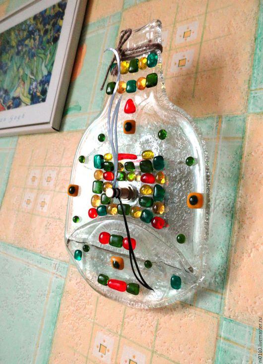 """Часы для дома ручной работы. Ярмарка Мастеров - ручная работа. Купить Часы """"Мозаика"""". Handmade. Часы, часы для дома"""
