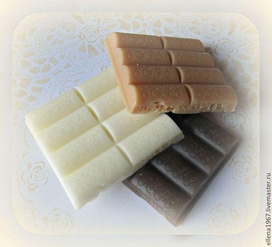 Мыло ручной работы. Ярмарка Мастеров - ручная работа. Купить Мыло Шоколад. Handmade. Шоколад, сливочный шоколад, ароматизатор