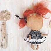 """Куклы и игрушки ручной работы. Ярмарка Мастеров - ручная работа """"Рыжик"""" Авторская кукла-малышка. Handmade."""