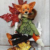 Куклы и игрушки ручной работы. Ярмарка Мастеров - ручная работа Озя. Handmade.