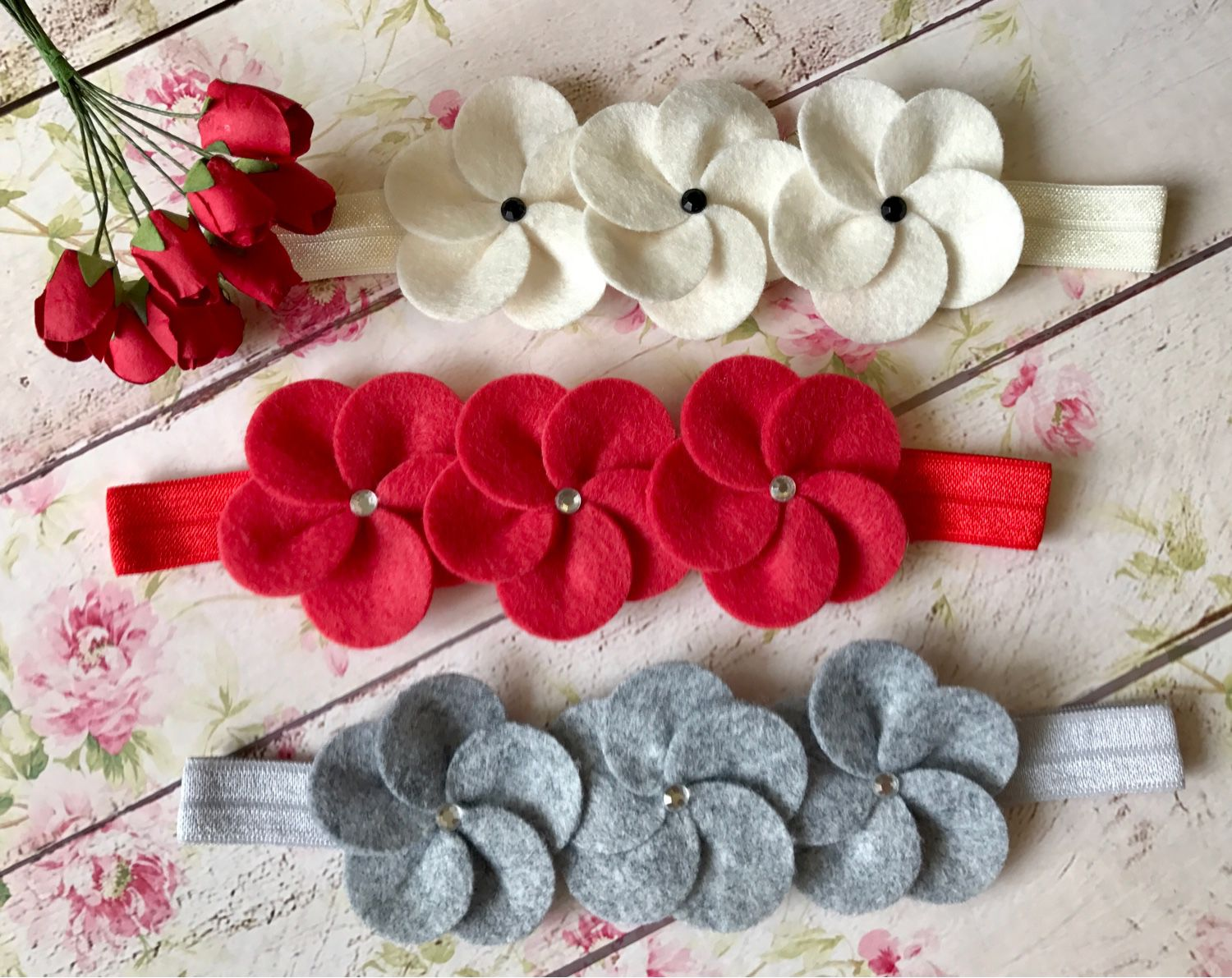 Headband 'Buttercups', Hairpins and elastic bands for hair, Moscow,  Фото №1