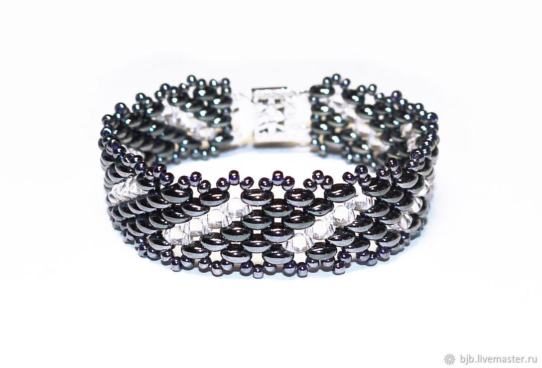 Beaded Bracelet SDB1460307, Bead bracelet, Ahtubinsk,  Фото №1