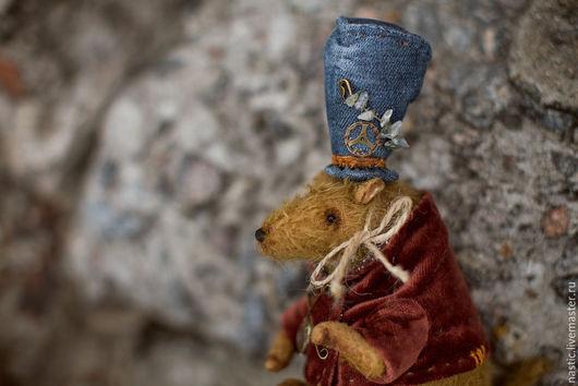 Мишки Тедди ручной работы. Ярмарка Мастеров - ручная работа. Купить безумный болванщик. Handmade. Коричневый, опилки древесные