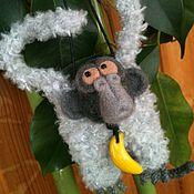 Подарки к праздникам ручной работы. Ярмарка Мастеров - ручная работа Грядет год обезьяны.... Handmade.