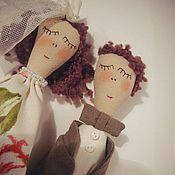 Куклы и игрушки ручной работы. Ярмарка Мастеров - ручная работа Про любовь). Handmade.
