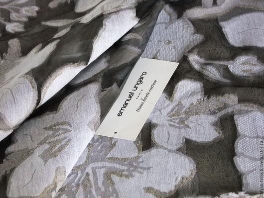Шитье ручной работы. Ярмарка Мастеров - ручная работа. Купить Emanuel Ungaro тафта жаккард, Франция. Handmade. Комбинированный