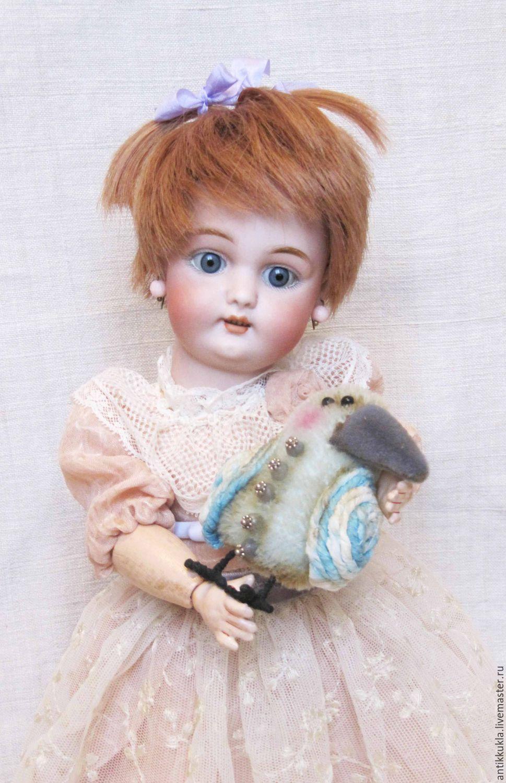 Винтаж: Антикварная очаровашка SIMON HALBIG 1079 DEP, Куклы винтажные, Москва,  Фото №1
